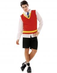Skoluniform - Maskeraddräkt för vuxna