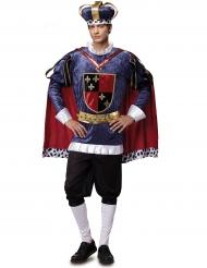 Kung av kungar - Lyxig maskeraddräkt för vuxna