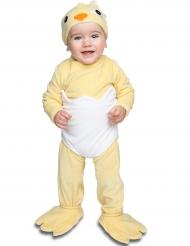 Lyxig kycklingdräkt för bebisar