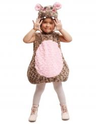Mysig flodhäs - Maskeraddräkt för barn