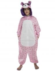 Kärleksfull nallebjörn - Maskeradkläder för barn
