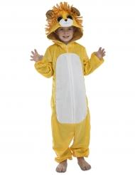Lejondräkt för barn till festen