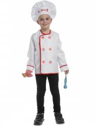 Lilla kocken - Maskeradkläder för barn