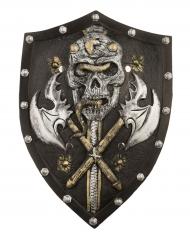 Vikingens sköld - Lyxigt maskeradtillbehör 48 cm