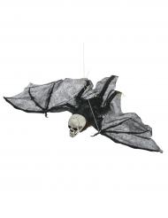 Flygande skelett - Halloweenpynt