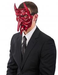 Själva djävulen - Maskeradmask för vuxna till Halloween