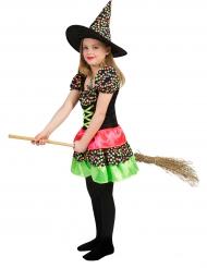 Häxan Pricken - Halloweenkostym för barn