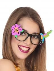 Hawaiiska sommarglasögon
