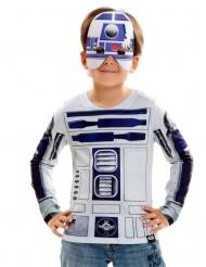 R2D2 från Star Wars™ - T-shirt för barn till maskeraden