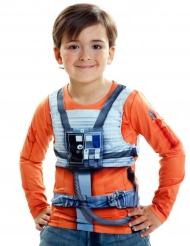 Luke Skywalker t-skjorta för barn från Star Wars™