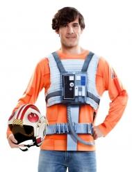 Luke Skywalker t-skjorta för vuxna från Star Wars™