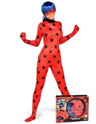 Ladybug Miraculous™ dräkt för vuxna till maskeraden