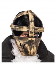 Historisk fångmask - Halloweenmask för vuxna