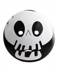 Rolig skelettmask - Halloweenmask för vuxna
