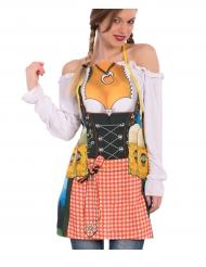 Sexigt förkläde - Oktoberfestaccessoarer
