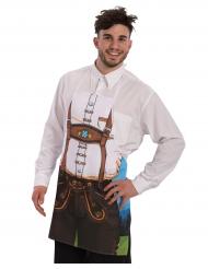 Festligt förkläde - Oktoberfesttillbehör