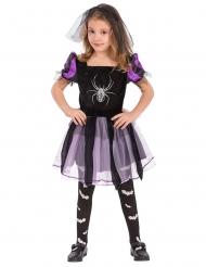 Prinsessan av spindlarna - Halloweenkostym för barn