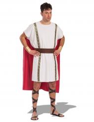 Romersk herrdräkt med armband
