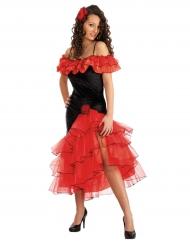Flamenco dräkt dam