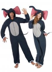 Elefantduo - Pardräkt för vuxna till maskeraden