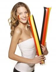 Tyska supporterklappor - Supporterpylar till fotbolls VM