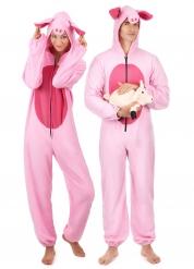 Grisduo - Maskeraddräkt för par