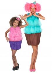 Muffins pardräkt mor & dotter