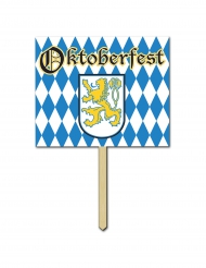 Oktoberfestskyld - Festdekoration