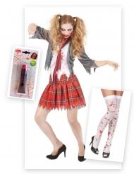 Monsterelev - Komplett Halloweenkit för vuxna
