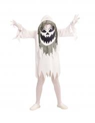 Demoniskt spöke - Halloweenkostym för tonåringar