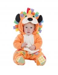Färgglad lejonunge - Maskeraddräkt för bebisar