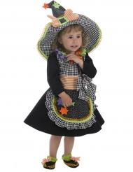 Häxan Rutoprick - Halloweenkostym för bebisar