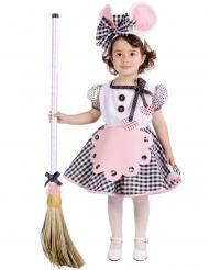 Lilla fröken mus - Maskeradkläder för barn