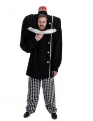 Huvudlös kock - Halloweenkläder för vuxna