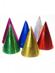 20 Färgglada partyhattar