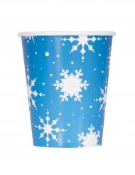 Vit vinter - 8 muggar till julfesten 270 ml