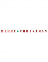 Merry Christmas-girlang 365 cm