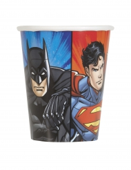 8 muggar från Justice League™ 250 ml