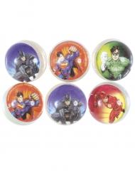 6 Studsbollar från Justice League™
