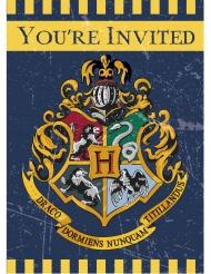 Harry Potter™ inbjudningskort till födelsedagsfesten