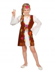 Bohemisk hippiedräkt för barn till maskeraden