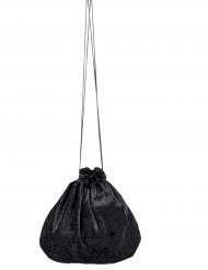 Bagette i svart sammet - Halloweentillbehör
