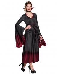 Ombre vampyr - Halloweenkläder för vuxna