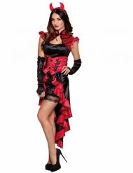 Förförisk demon - Halloweenkläder för vuxna