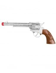Ljudande cowboy-pistol 30 cm