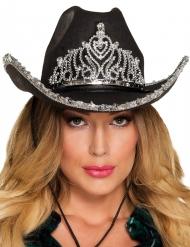 Prinsessan Cowgirl - Hatt till möhippan