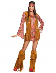 Hippie Peace dräkt dam