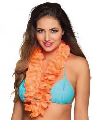 Lyxigt Hawaii-halsband med blommor