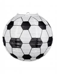 Fotbollslykta i papper 25 cm