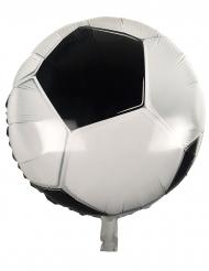 Aluminiumballong i formav fotboll 45 cm